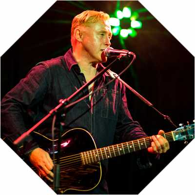 An Evening with Kirk Brandon at The Georgian Theatre