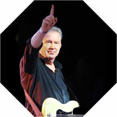 Tom Robinson at The Georgian Theatre